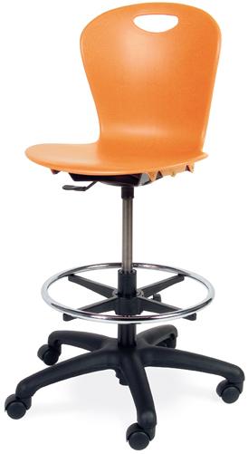 Attractive ZUMA Lab Chair (photo)